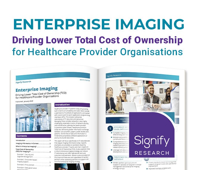 Agfa HealthCare : Elevate imaging's value with Enterprise Imaging ...