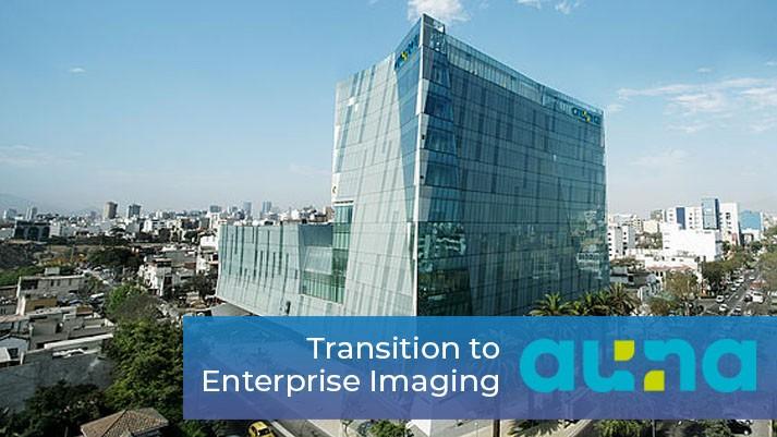 Transition to Enterprise Imaging