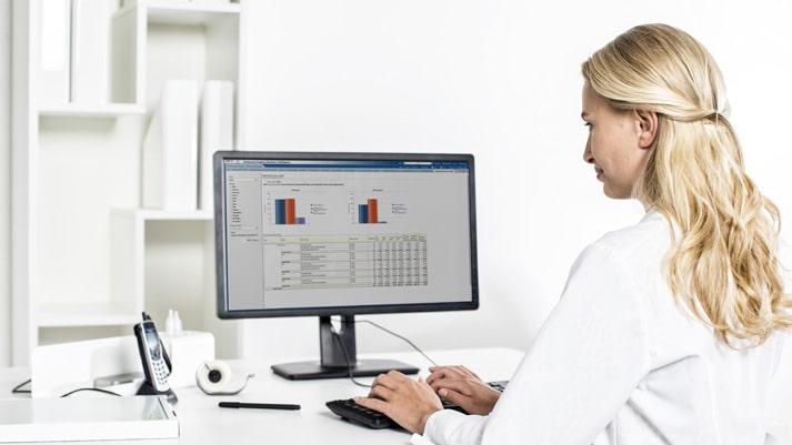 Agfa HealthCare Business Intelligence