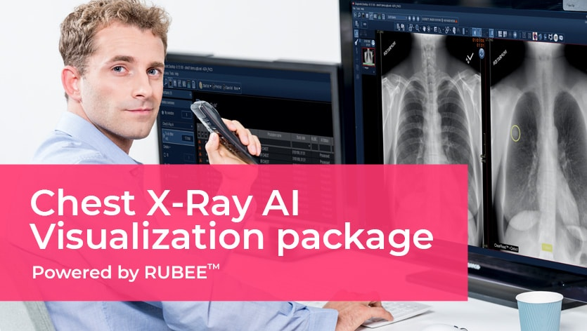 Chest X-Ray AI Visualization package