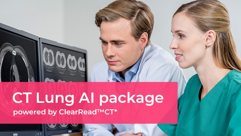 CT Lung AI package